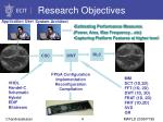 research objectives4