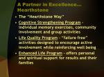 a partner in excellence hearthstone