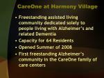 careone at harmony village