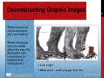 deconstructing graphic images