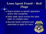loan agent fraud red flags19