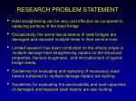 research problem statement4