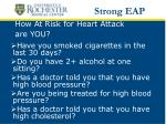 how at risk for heart attack are you