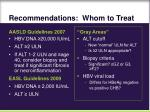 recommendations whom to treat54