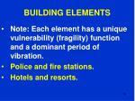 building elements85