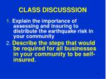 class discusssion67