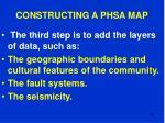 constructing a phsa map65