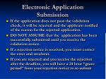 electronic application submission83