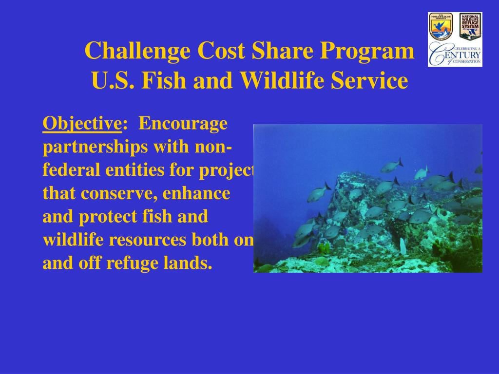 challenge cost share program u s fish and wildlife service l.