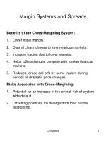 margin systems and spreads