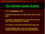 the criminal justice system4