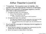 arthur treacher s cont d