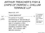 arthur treacher s fish chips of fairfax v chillum terrace llp