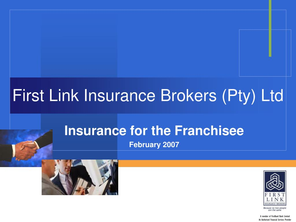first link insurance brokers pty ltd l.