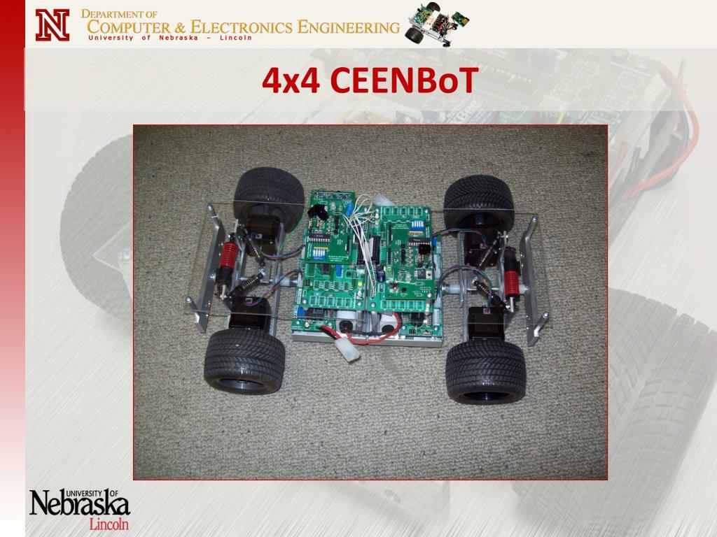 4x4 CEENBoT