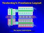 yesterday s freelance layout