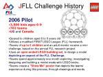 j fll challenge history