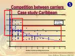 competition between carriers case study caribbean28
