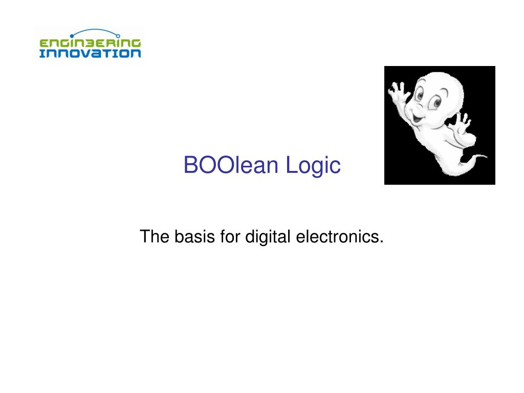 boolean logic l.