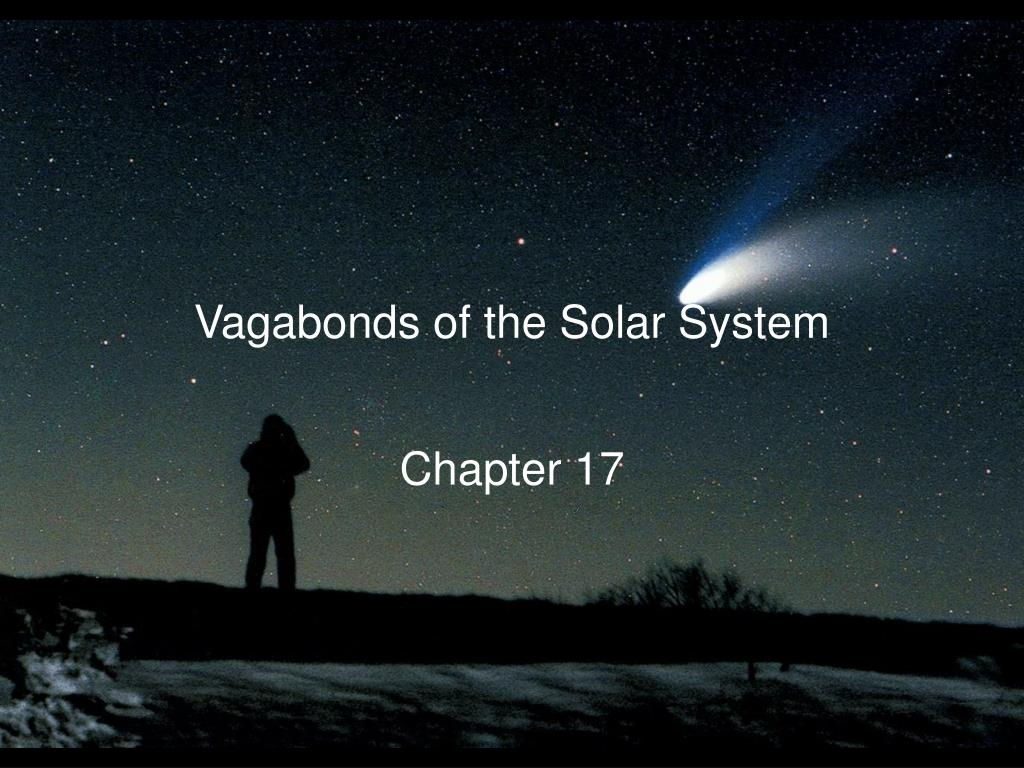 vagabonds of the solar system l.