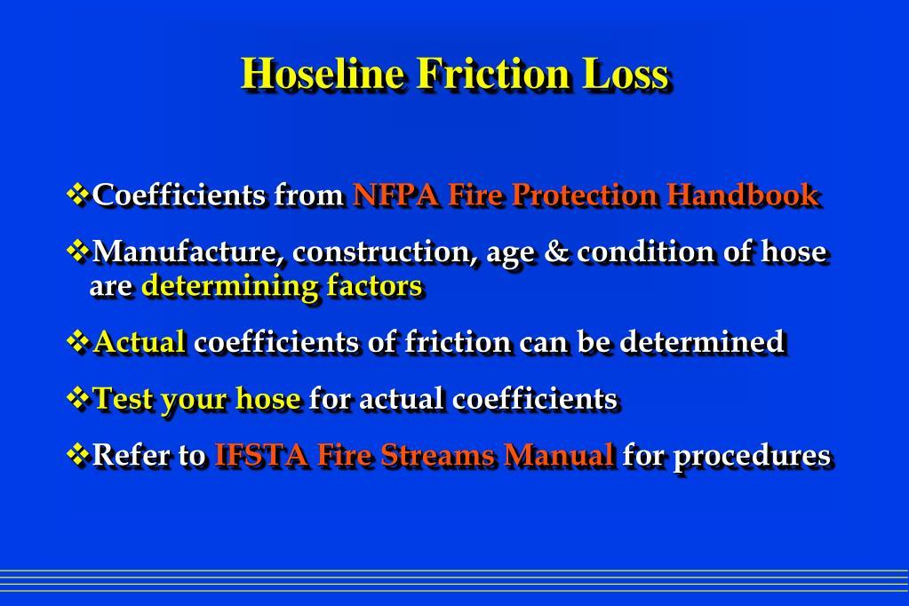 PPT - Fire Ground Hydraulics PowerPoint Presentation - ID:341514
