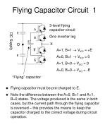 flying capacitor circuit 1