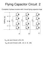 flying capacitor circuit 2