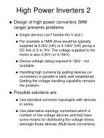 high power inverters 2