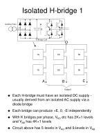 isolated h bridge 1
