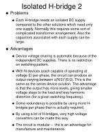 isolated h bridge 2
