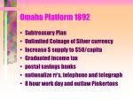 omaha platform 1892