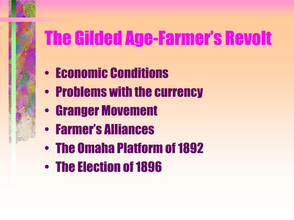 the gilded age farmer s revolt l.