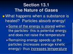 section 13 1 the nature of gases19