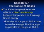 section 13 1 the nature of gases23