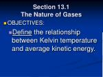 section 13 1 the nature of gases4