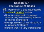 section 13 1 the nature of gases7