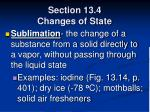 section 13 4 changes of state71