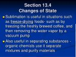 section 13 4 changes of state72