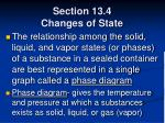 section 13 4 changes of state73