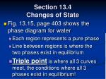 section 13 4 changes of state74