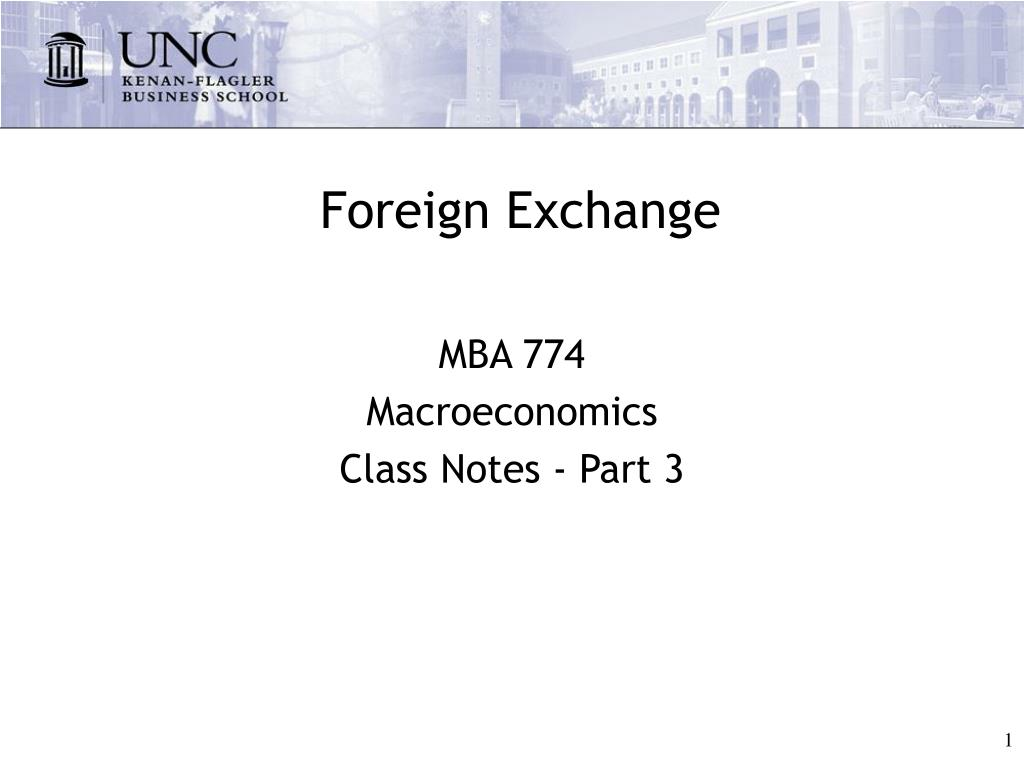 foreign exchange l.