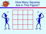 how many squares are in this figure
