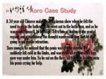 koro case study