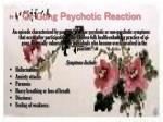 qi gong psychotic reaction