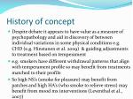 history of concept17