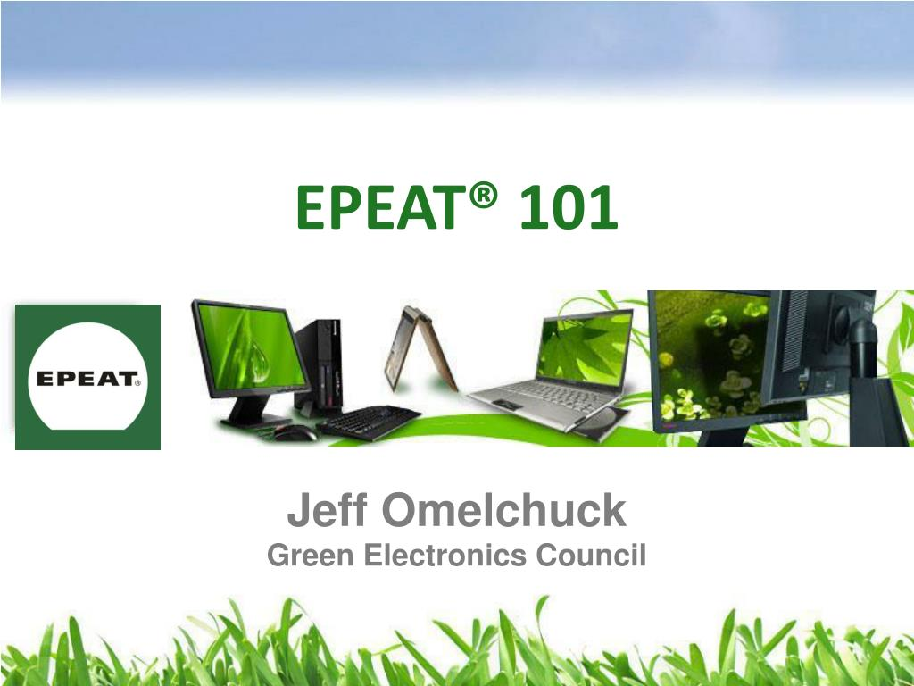 epeat 101 l.