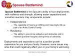 spouse battlemind