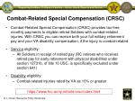 combat related special compensation crsc
