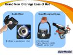 brand new id brings ease of use