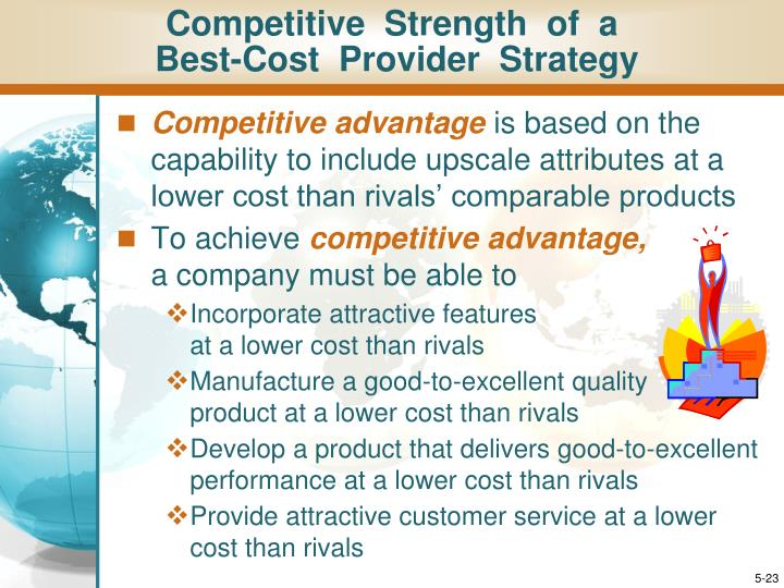 ford develops a strategy for competitive Business strategies for sustainable development based on the book business strategy for sustainable development: leadership and accountability for the 90s, published in 1992 by the international institute for.